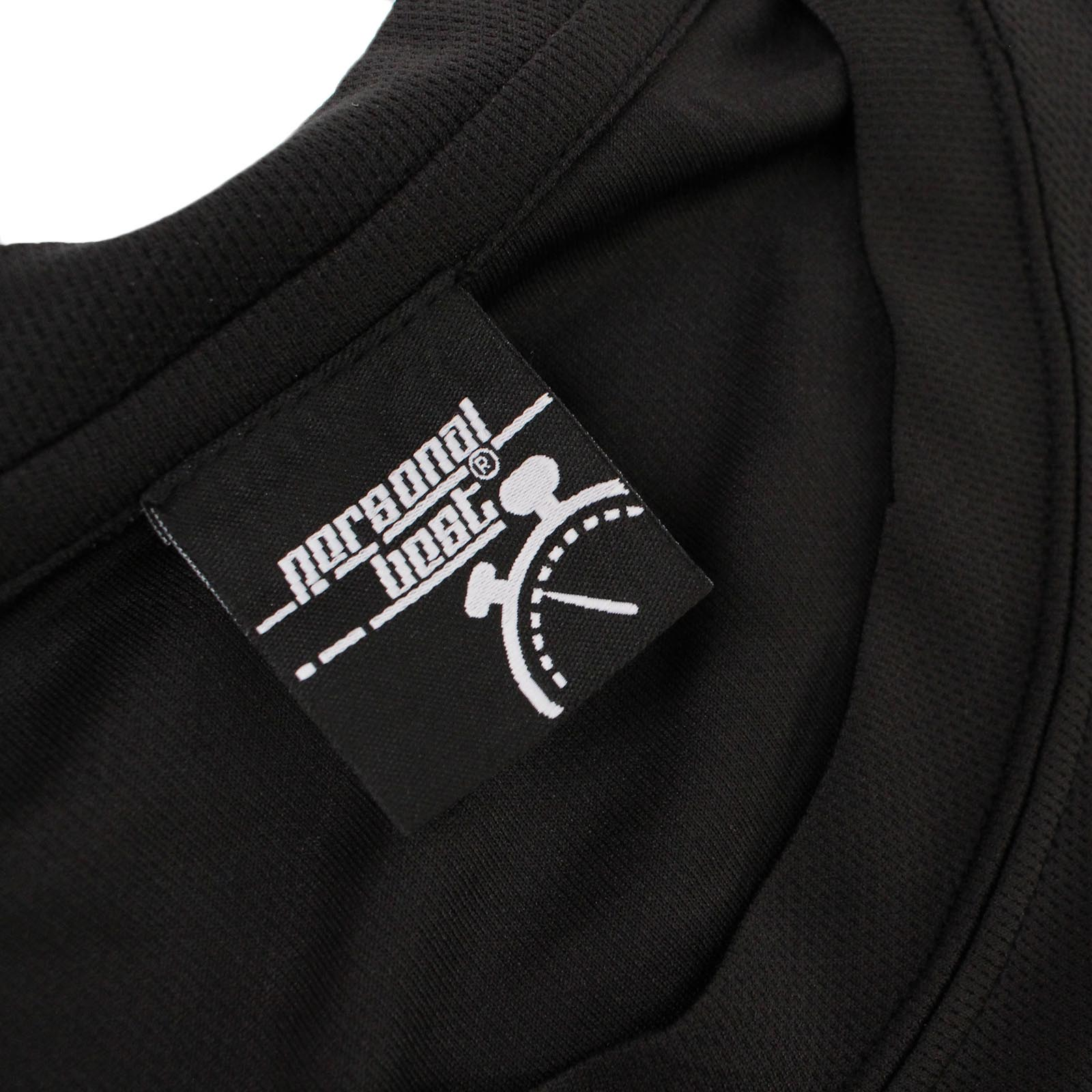 Sweat For A Purpose Premium Dry Fit Breathable Sports T-SHIRT Personal Best