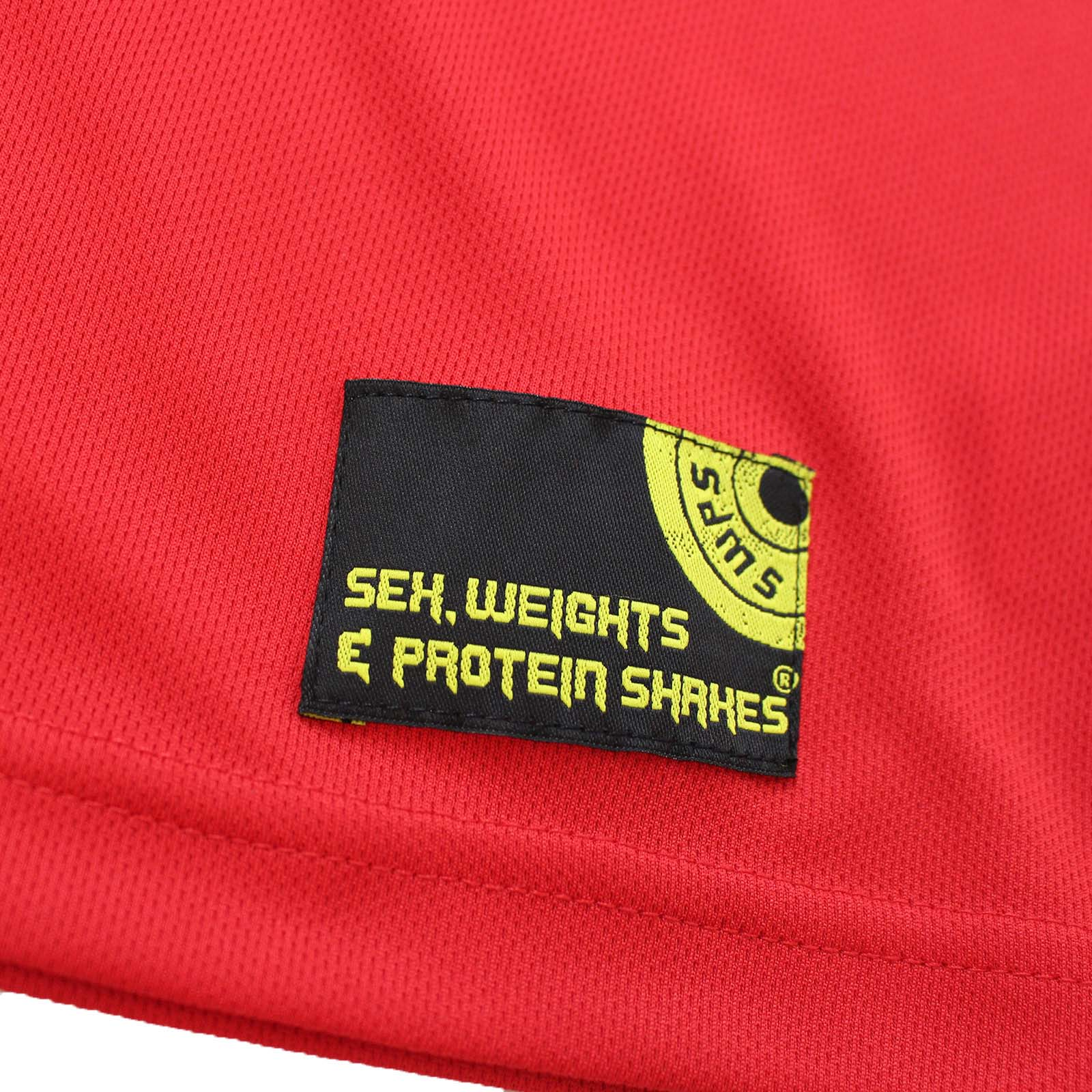 Premium Dry Fit Breathable Sports T-SHIRT SWPS Size Does Matter