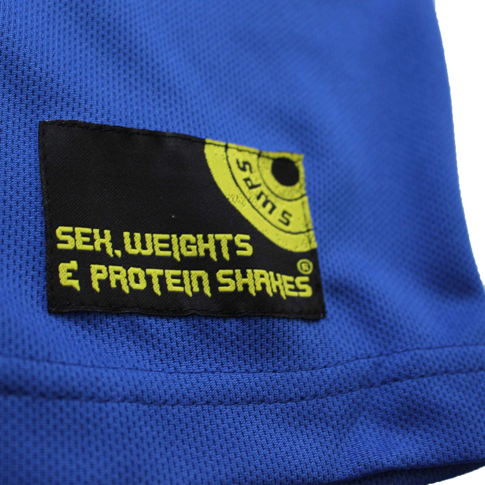 SWPS Dont Need A Permit For These Guns Dry Fit Sports T-SHIRT