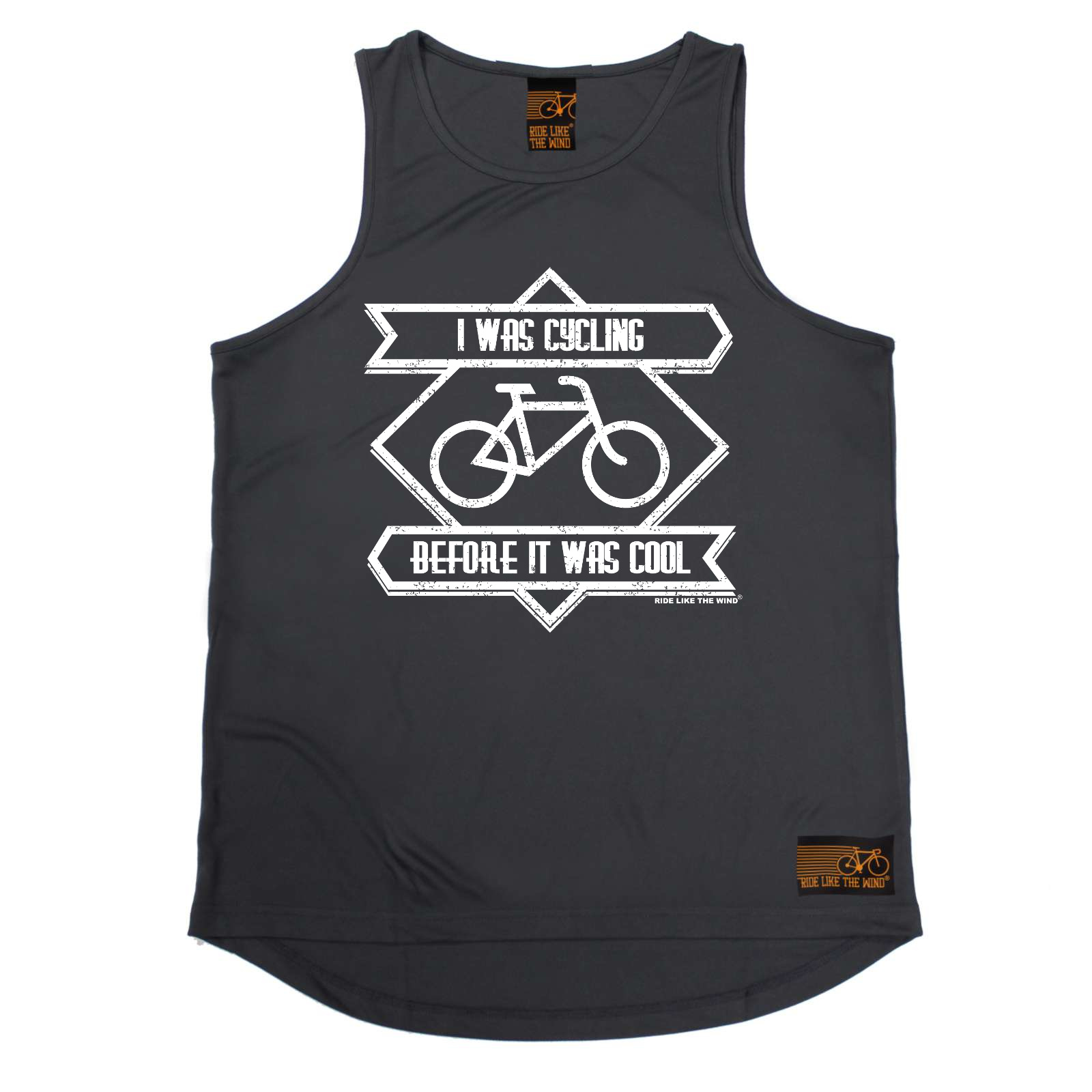 Cycling-Before-It-Was-Cool-Cycling-funny-Birthday-TRAINING-VEST