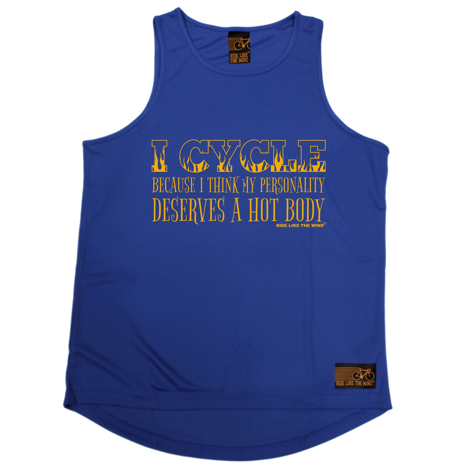 MENS-Cycle-Because-Personality-Deserves-Hot-Body-Breathable-TRAINING-VEST