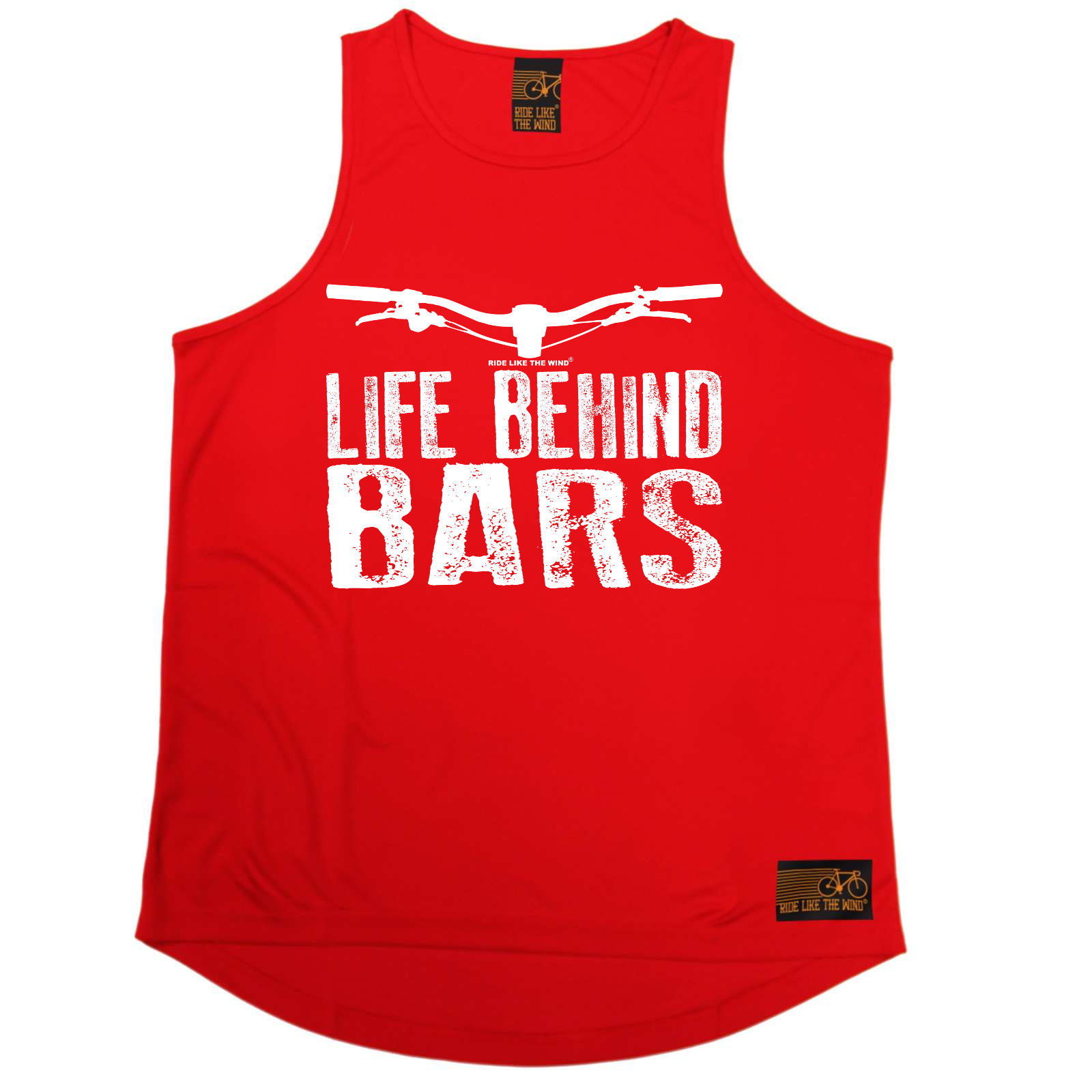Mountain-Life-Behind-Bars-Cycling-funny-Birthday-TRAINING-VEST