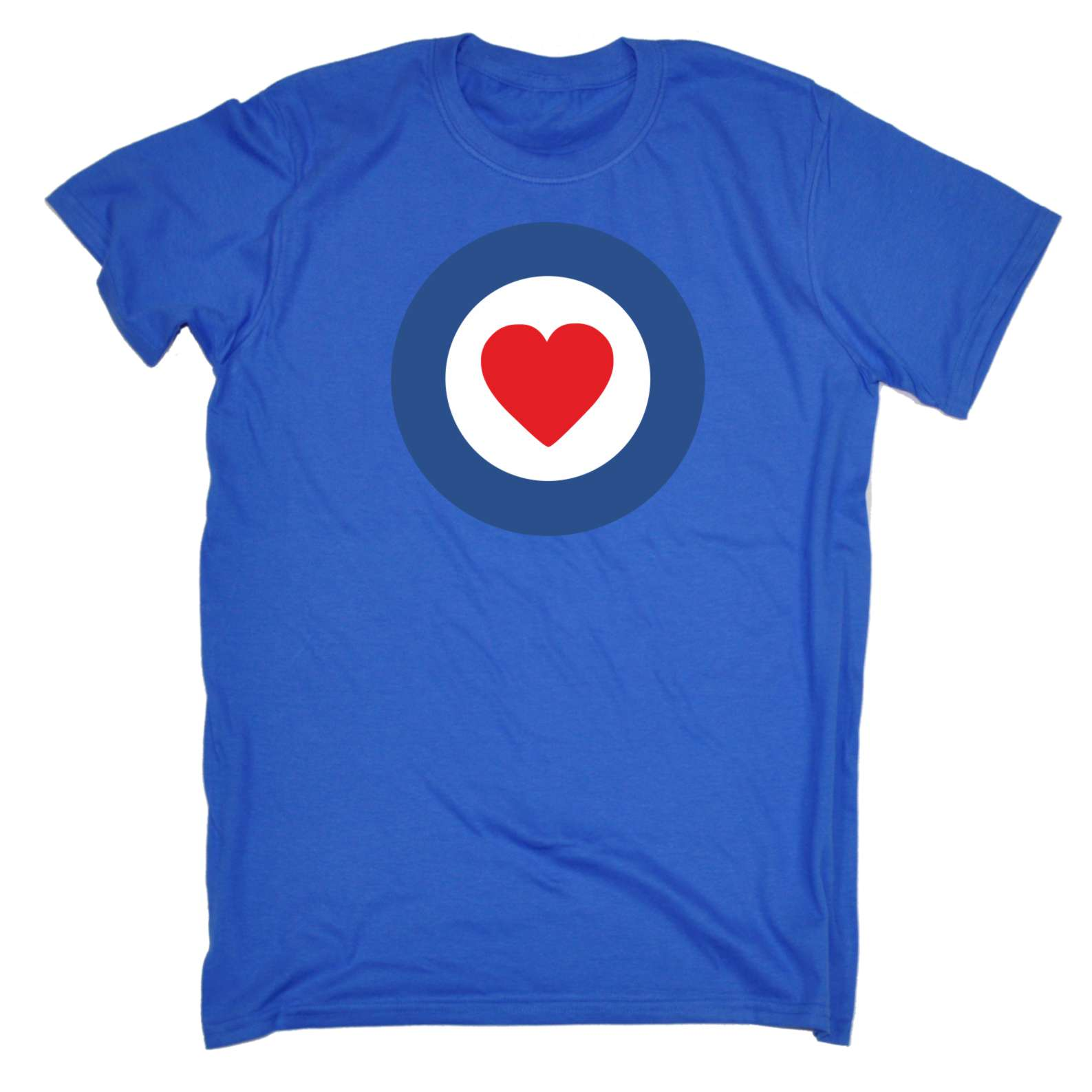 Funny T Shirt Target Heart Love Boyfriend Girlfriend