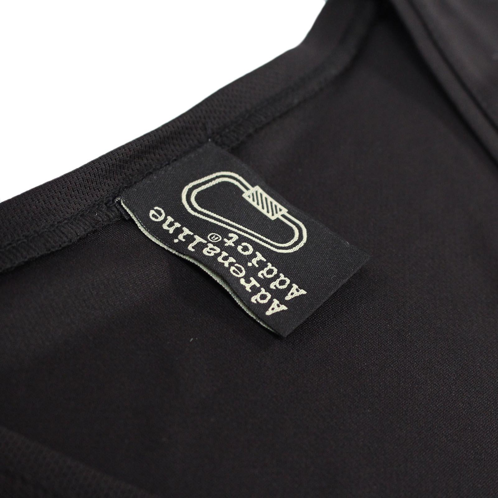 AA-occupé à être un Dur à Cuire grimpeur-dry fit Respirant Sports T-Shirt col V