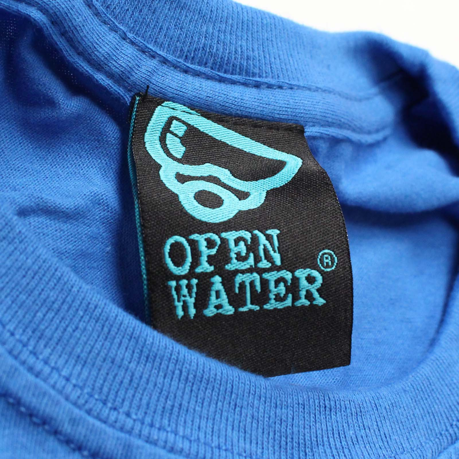 TUFFI non mangiare la cosa sulla schiena Diver Divertente Compleanno T-shirt T-shirt