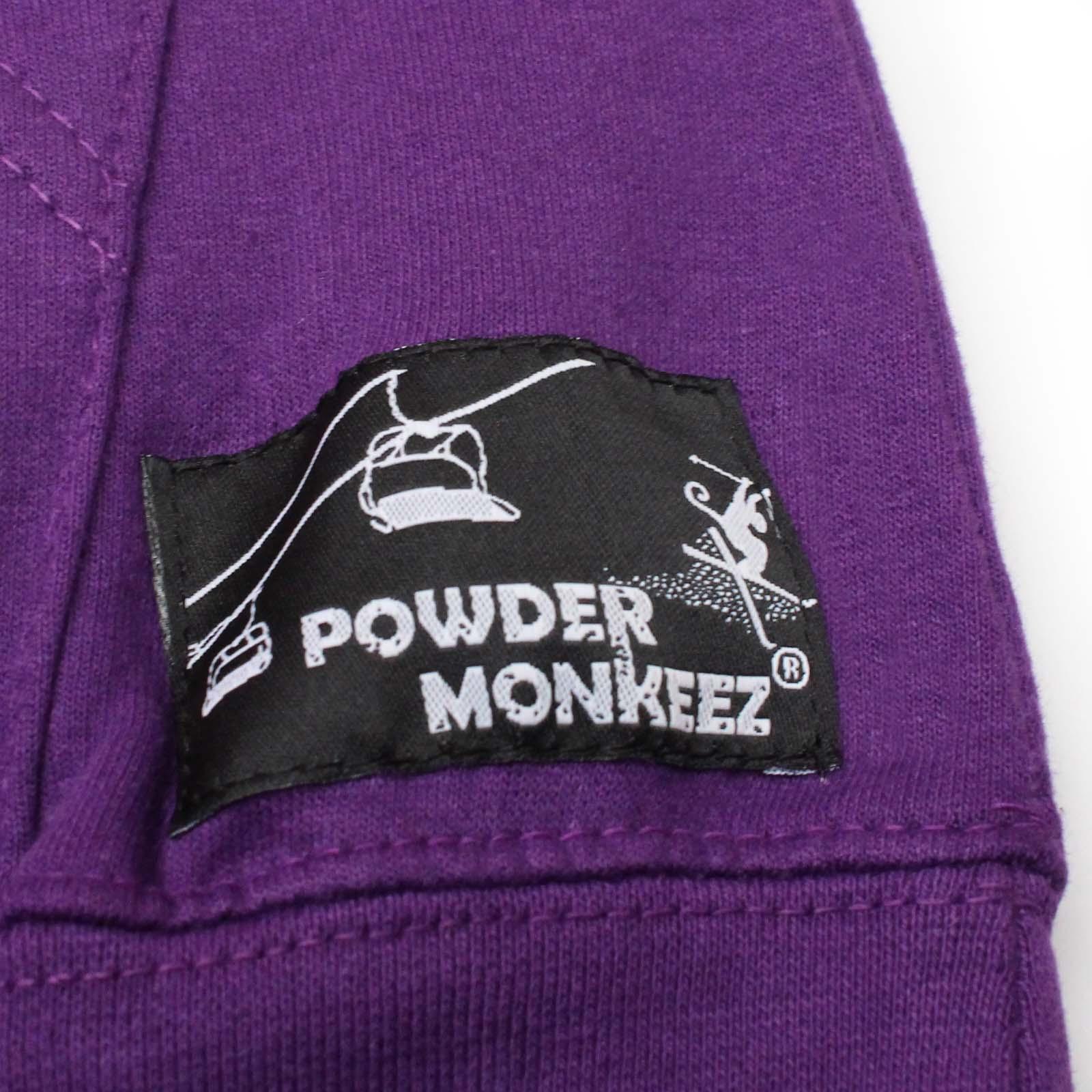 Skiing Hoodie Vertical hoody top windcheater sports funny BirthdayHOODY
