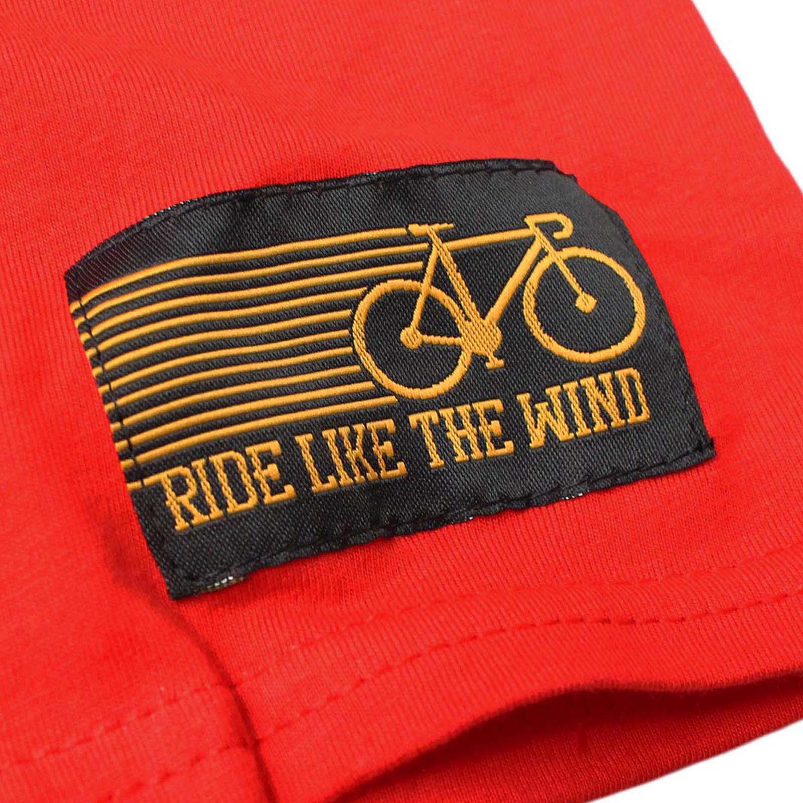 Cycling Tee Freedom Bike Design bicycle cycle funny Birthdaytee T-SHIRT