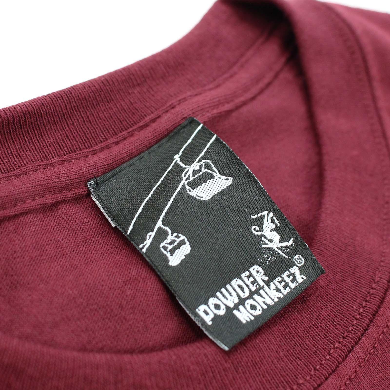 Sci 49 per cento di controllo in Inverno Neve Divertente Compleanno T Shirt T-shirt