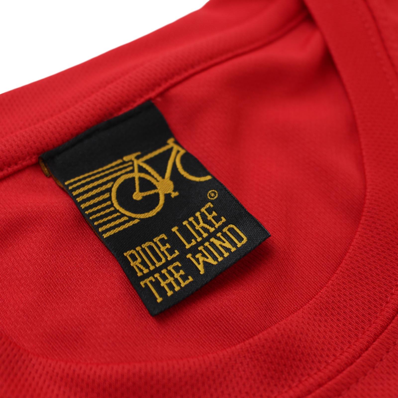Men/'s Eat Sleep Bike Dry Fit Breathable Sports T-SHIRT
