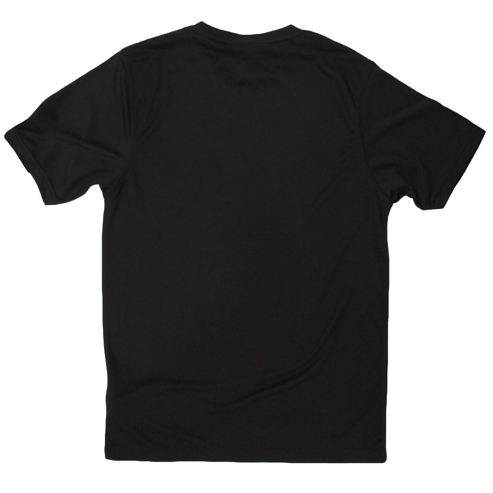 Adrenaline Addict Premium Dry Fit Breathable Sports T-SHIRT Rely On Skill