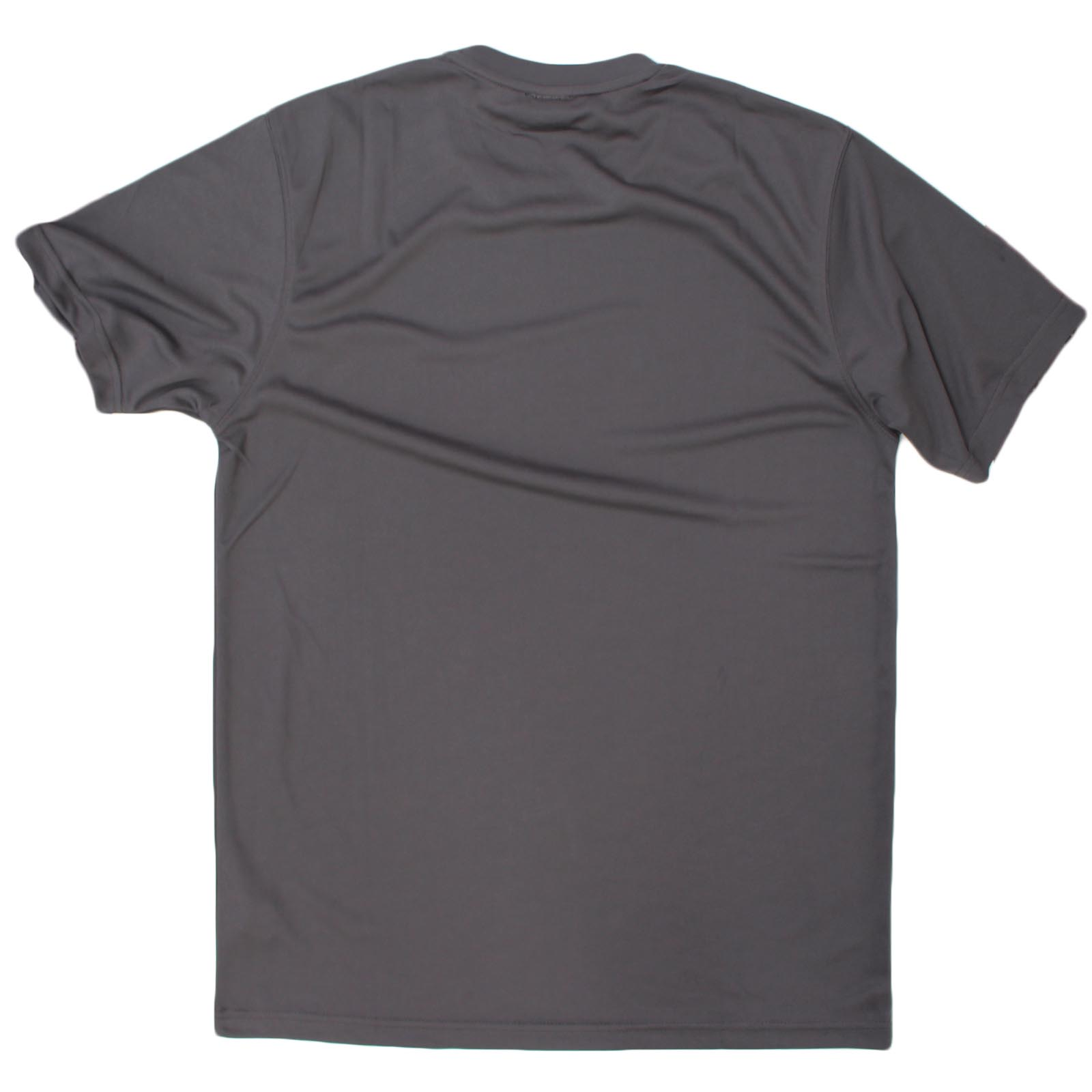 Premium Dry Fit Breathable Sports T-SHIRT Cycling Birthday Gift One Track Mind